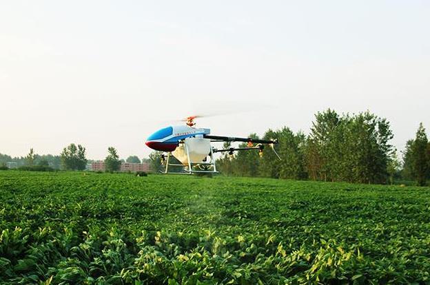 植保无人机作业标准