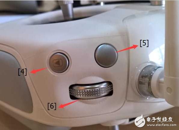 四旋翼无人机之遥控器功能