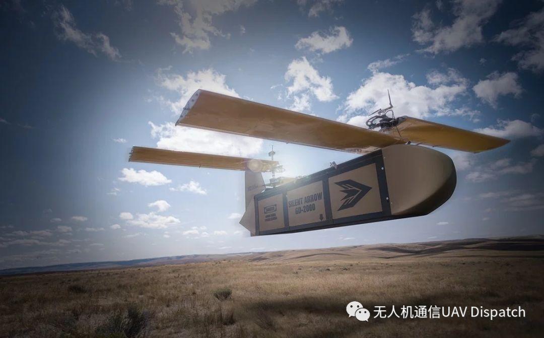 滑翔货运无人机
