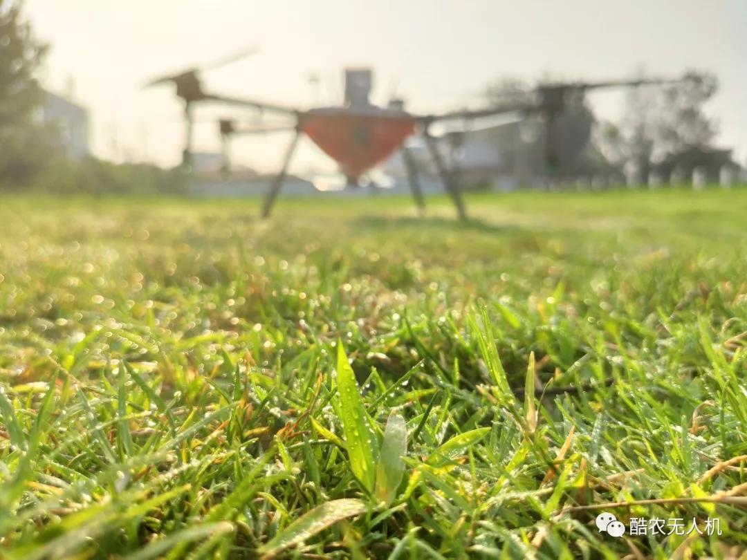 植保无人机使用需确保飞防人员使用技术
