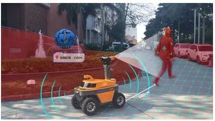 低速移动无人平台为什么需要毫米波雷达?