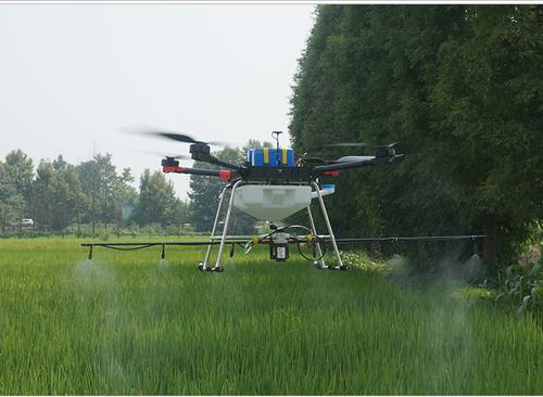 燃油植保无人机有哪些优势?