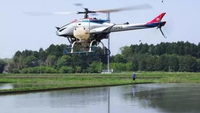 植保无人机完成喷药需要哪些核心部件?