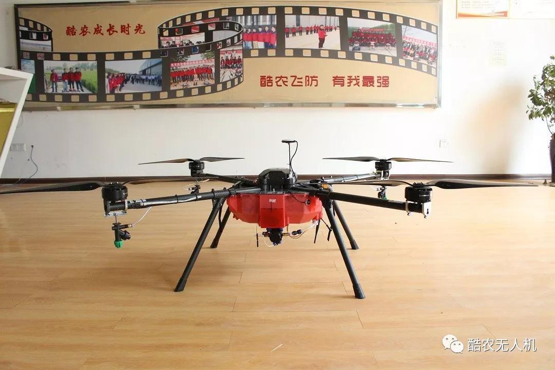 植保无人机产业迅速成熟