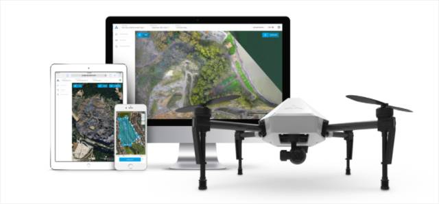 Skycatch航测软件