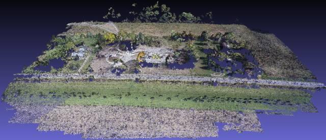 OpenDroneMap航拍图像处理工具