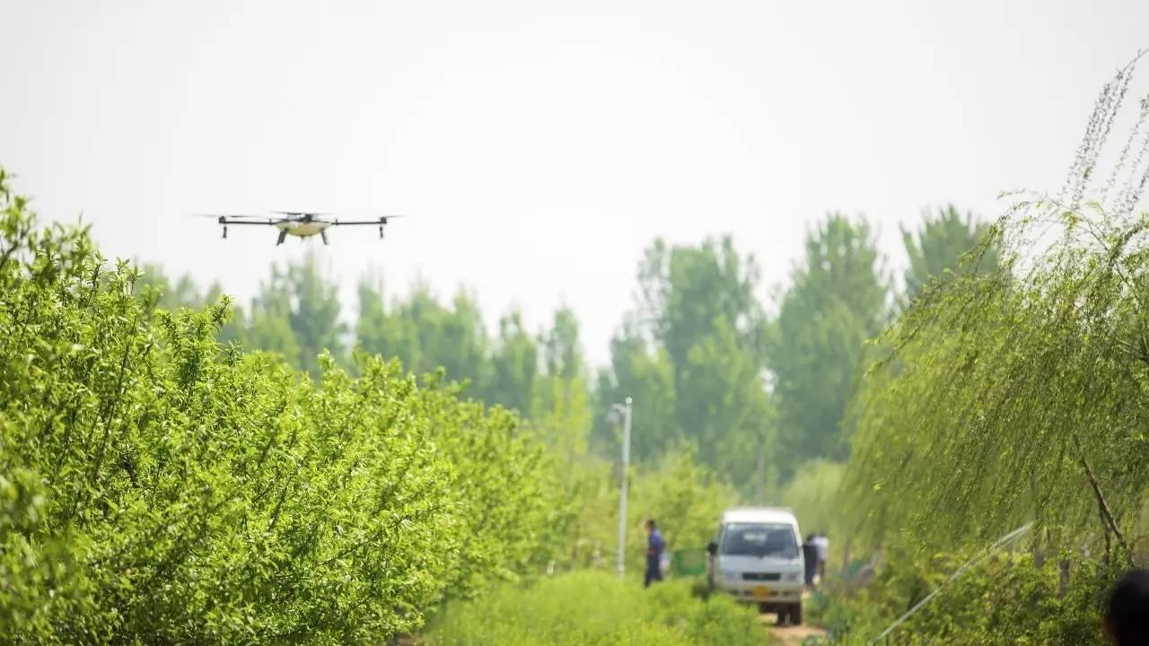 中国植保无人机