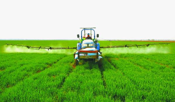 无人机打药过程对作物不造成损伤