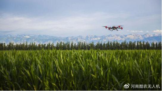 无人机在农业方面的应用