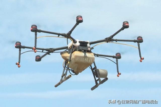 使用植保无人机进行病虫害防治