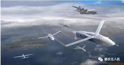 无人机全部具备军事打击能力