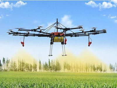 无人机在农业领域的强大用途