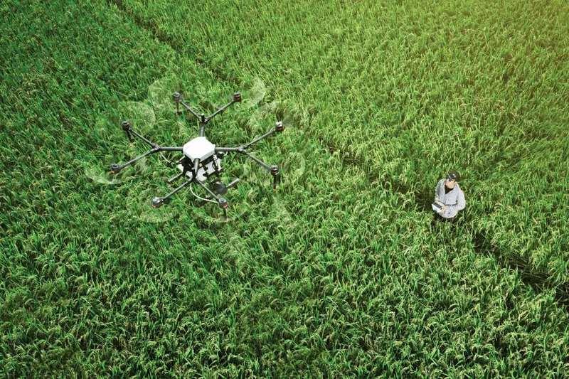 农业植保机