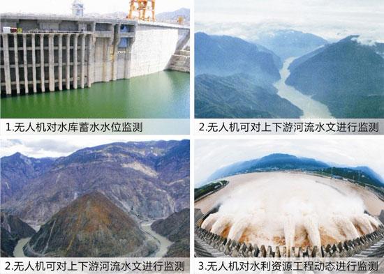 无人机技术在水利行业中的应用