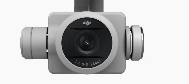 大疆无人机云台如何设置相机