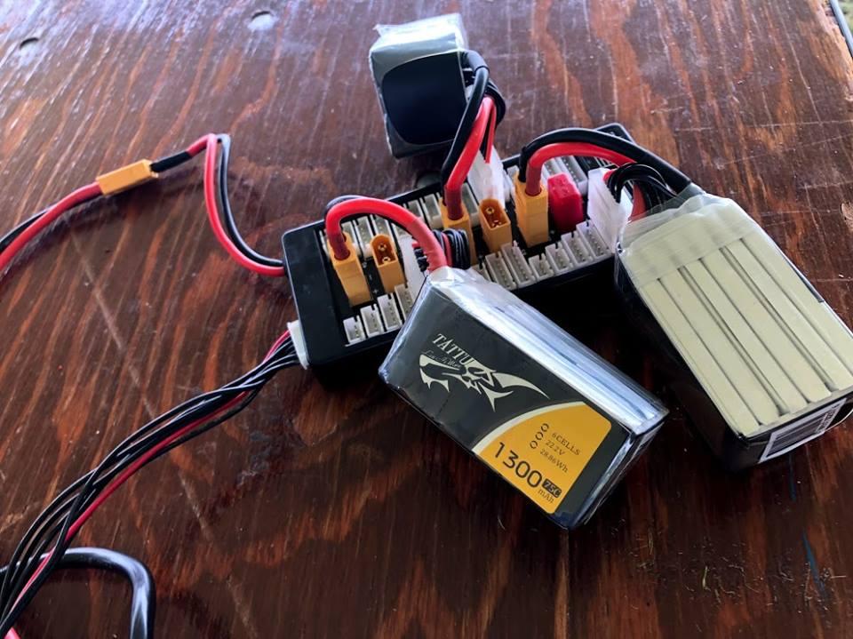 无人机电池维修方法