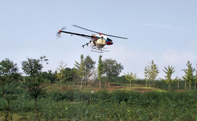 无人机起飞前的准备工作