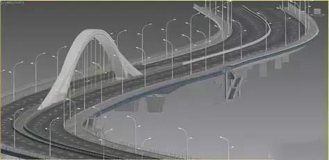 桥梁三维建模