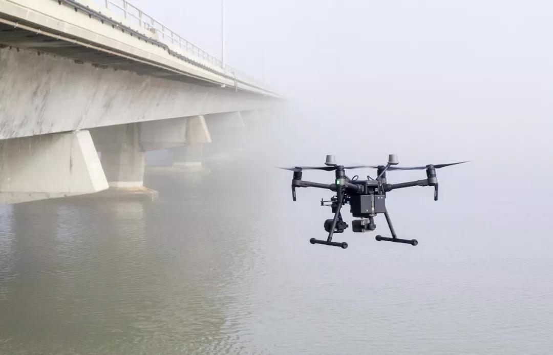无人机将帮助两万八千公里岸线实现全面实现航测