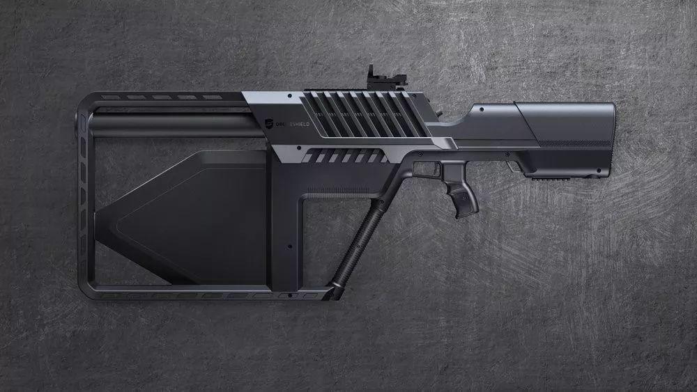EX-1便携式反无人机电磁枪