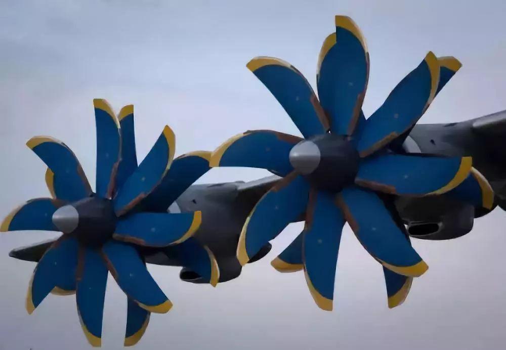 动图看一眼就明白:同轴反转螺旋桨的工作原理