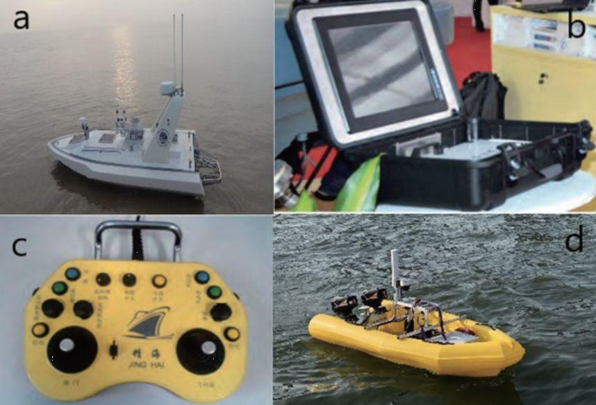 精海三号和精海虹号无人艇无人水面艇在岛礁测绘中的应用插图2