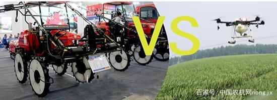 农用植保领域的无人机和喷雾机,你pick哪种?