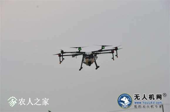 大疆打药无人机MG-1S测试报告插图6