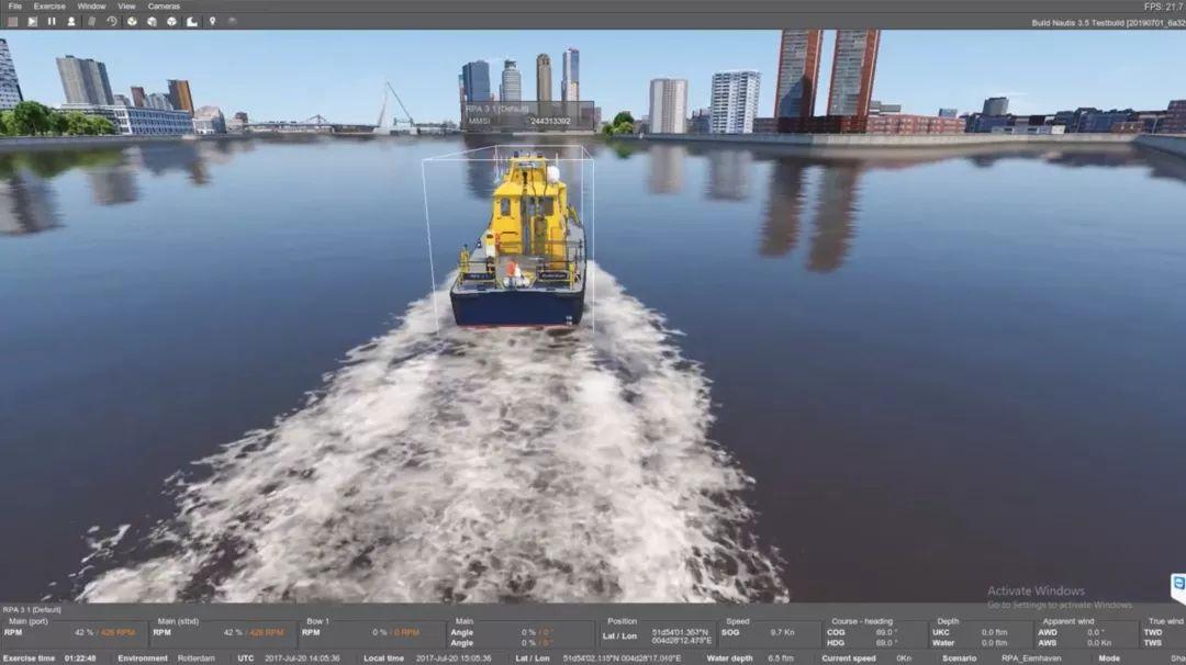 Xsens惯性导航模块,让无人驾驶船舶的未来不再遥远