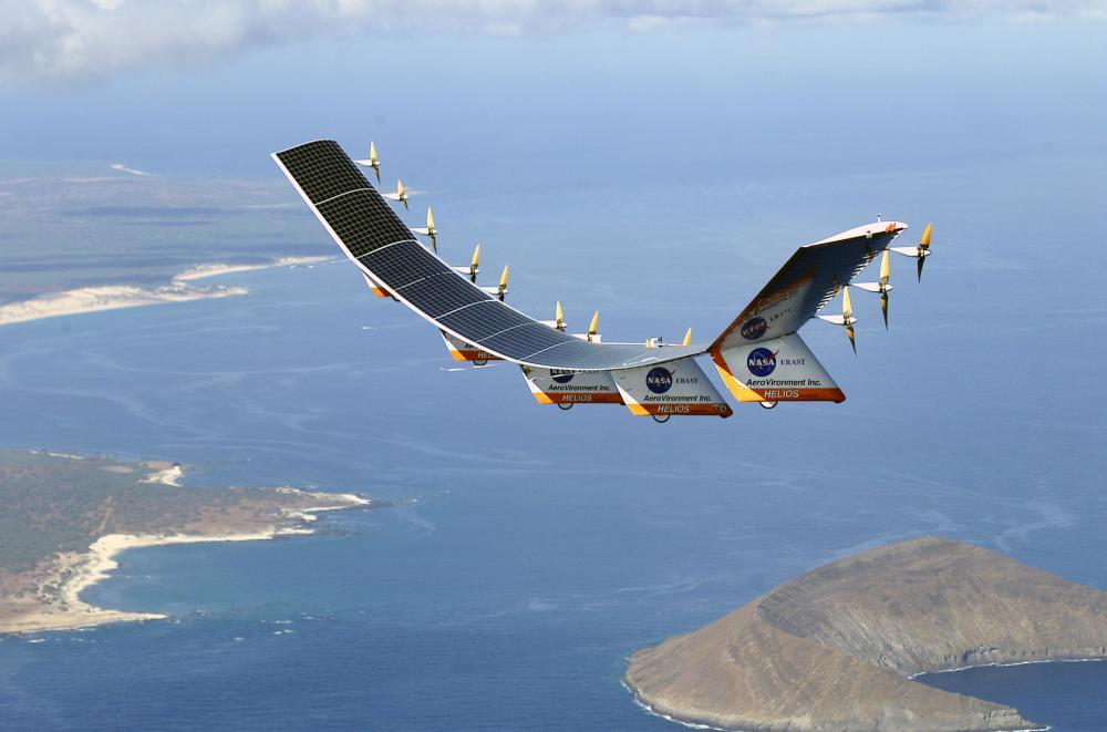 什么是平流层无人机,平流层无人机有什么优势?
