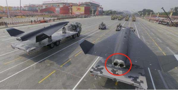 """中国首款""""太空无人机"""":无侦-8无人机"""