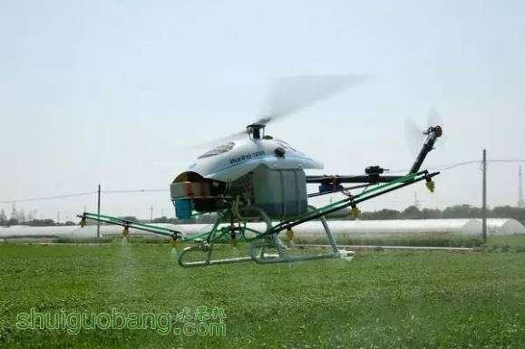 汉和CD-15型油动植保无人机