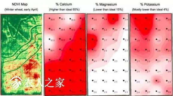 分析土壤属性