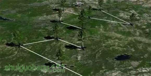 固定翼无人机绘制地图