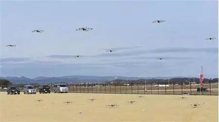 并使用27架该型无人机观测气温、气压和风向