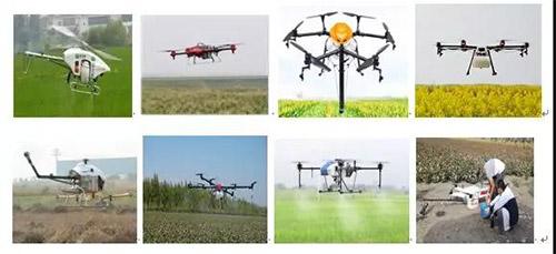 植保无人机快速发展,精准施药有效提高农药利用率