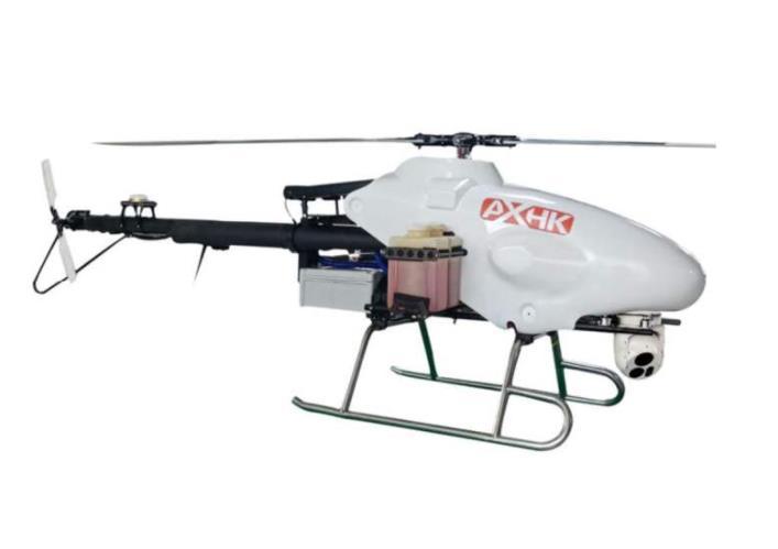 沈阳卓翼航空30kg载荷油动无人机