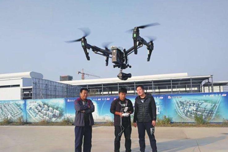 土地整治全程监管系统 无人机可动态监管