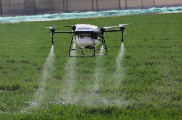 农用无人机的推广