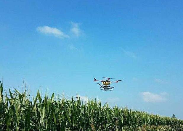 无人机已列入浙江重点发展的农业装备