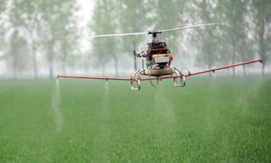 药物喷洒是农用无人机最为广泛的应用