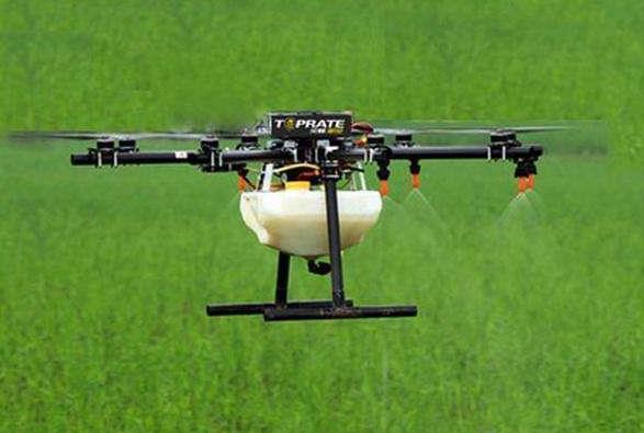 国内外植保无人机行业