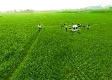 多旋翼植保无人机的作业效率