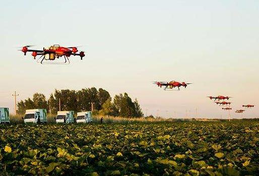 极飞最初以销售植保无人机切入农业领域