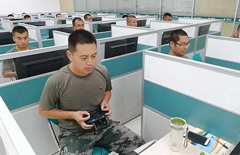 无人机培训机构