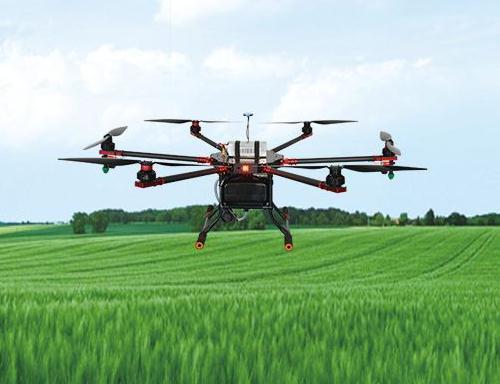 农业无人机大数据构建精准农业植保