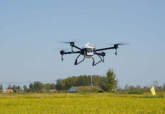 通过无人机对农场进行拍摄,然后用软件进行自动分析与图像处理,可得到大量农田数据
