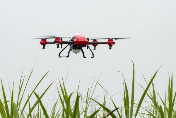 植保无人机:给你不一样的农业动力!