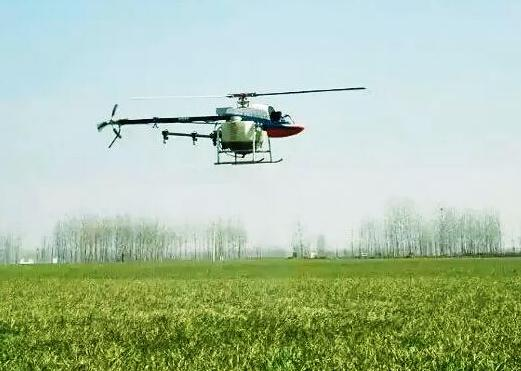 实施补贴促进植保无人飞机推广应用