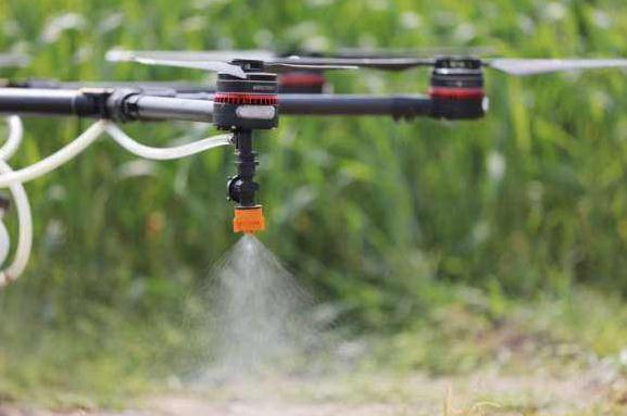 植保无人飞机的检测能力